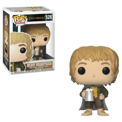 Figurine Lord of The Rings Funko POP ! Merry Brandybuck 9cm