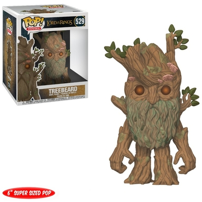 Figurine Lord of The Rings Funko POP ! Super Sized Treebeard 15cm