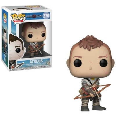 Figurine God of War Funko POP! Atreus 9cm