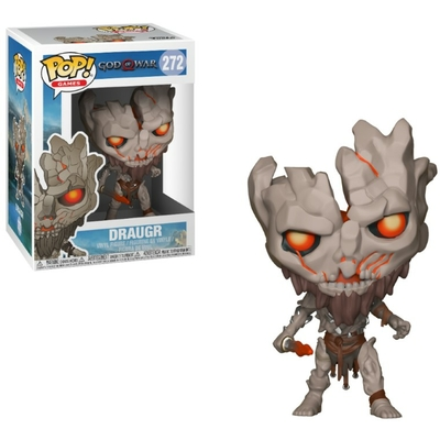 Figurine God of War Funko POP! Draugr 9cm