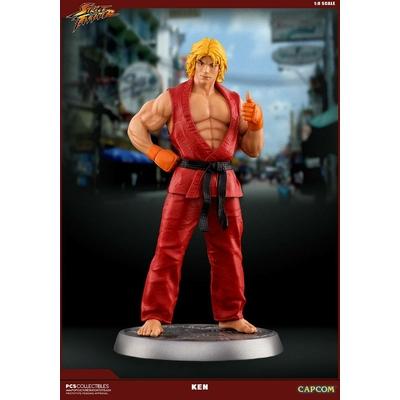 Statuette Street Fighter Ken 25cm