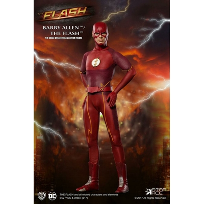 Figurine The Flash Real Master Series Flash 23cm