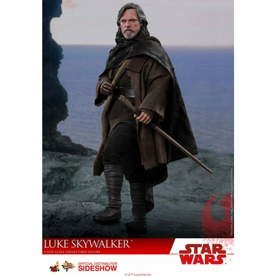 Figurine Star Wars Episode VIII Movie Masterpiece Luke Skywalker 29cm