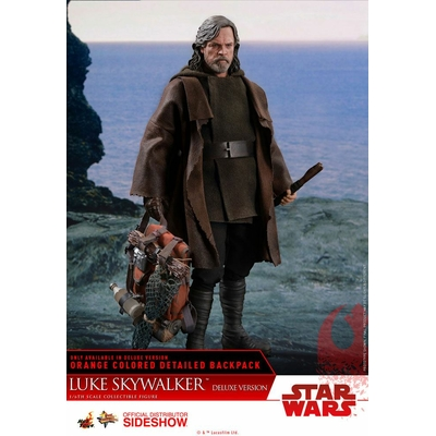 Figurine Star Wars Episode VIII Movie Masterpiece Luke Skywalker Deluxe Version 29cm