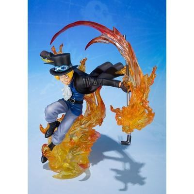 Statuette One Piece Figuarts ZERO Sabo Fire Fist 19cm