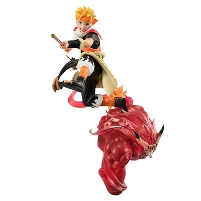Statuette Naruto Shippuden G.E.M. Serie Remix Uzumaki Naruto The Monkey King 20cm
