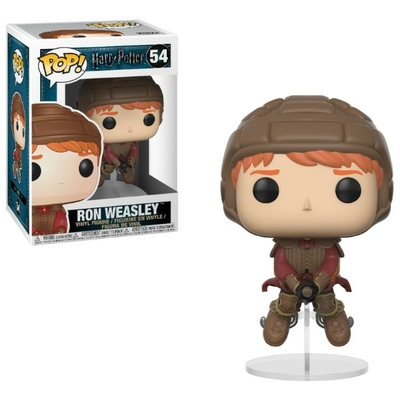 Figurine Harry Potter Funko POP! Ron on Broom 9cm
