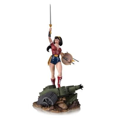 Statue DC Comics Bombshells Deluxe Wonder Woman 44cm