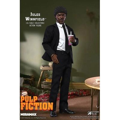 Figurine Pulp Fiction My Favourite Movie Jules Winnfield 30cm