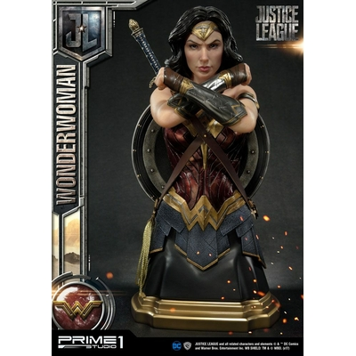 Buste Justice League Wonder Woman 44cm