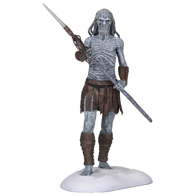 Statuette Game of Thrones White Walker 19 cm