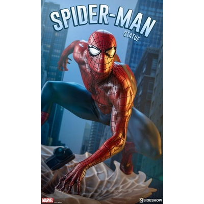 Statue Marvel Comics Mark Brooks Artist Series Spider-Man 30cm