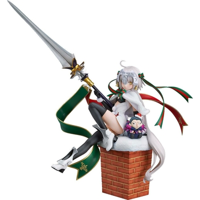 Statuette Fate Grand Order Lancer Jeanne d'Arc Alter Santa Lily 28cm