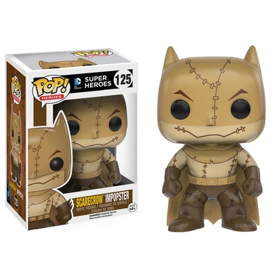 Figurine DC Comics Funko POP! Batman as Scarecrow Impopster 9cm