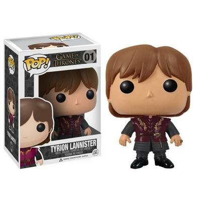 Figurine Le Trône de fer Funko POP! Tyrion Lannister 09cm