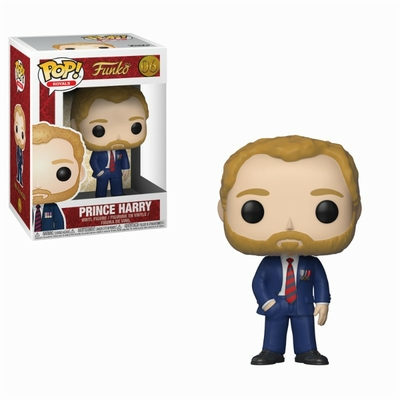 Figurine Royal Family Funko POP! Prince Harry 9cm