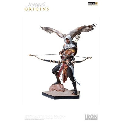 Statuette Assassin's Creed Origins Deluxe Art Scale Bayek 23cm