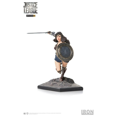 Statuette Justice League Art Scale Wonder Woman 18cm