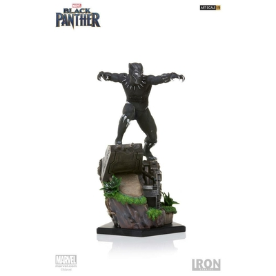 Statuette Black Panther Battle Diorama Series Black Panther 26cm