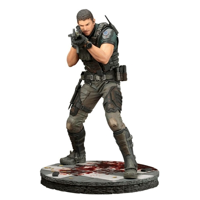 Statuette Resident Evil Vendetta ARTFX Chris Redfield 29cm