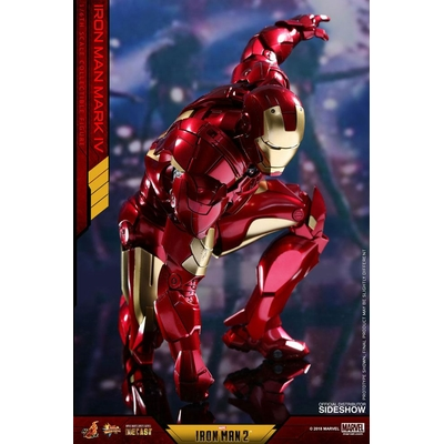 Figurine Iron Man 2 Diecast Movie Masterpiece Iron Man Mark IV 32cm