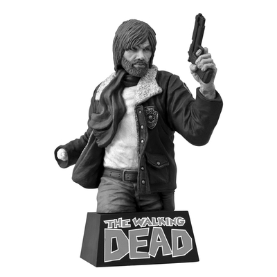 Tirelire The Walking Dead Rick Grimes Black & White 20 cm