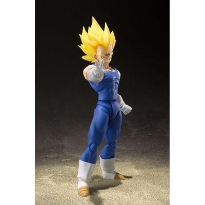 Figurine Dragon Ball Z S.H. Figuarts Majin Vegeta 16cm