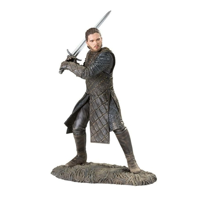 Statuette Le Trône de Fer Jon Snow Battle of the Bastards 20cm