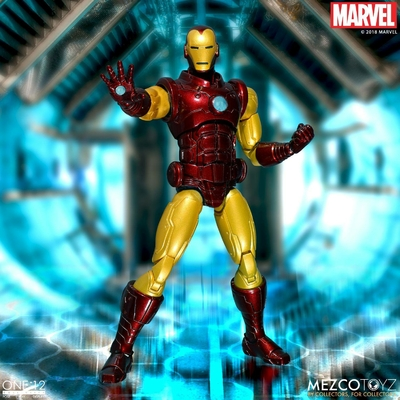 Figurine Marvel Universe Iron Man 18cm