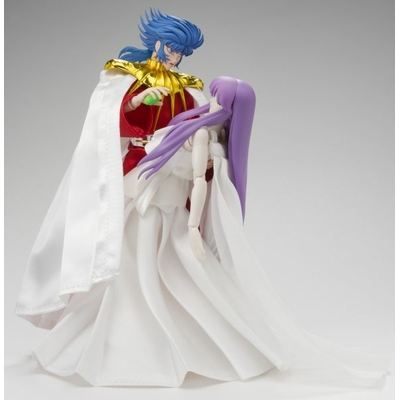 Set Saint Seiya Myth Cloth Athena et Abel 16cm 1001 Figurines 1