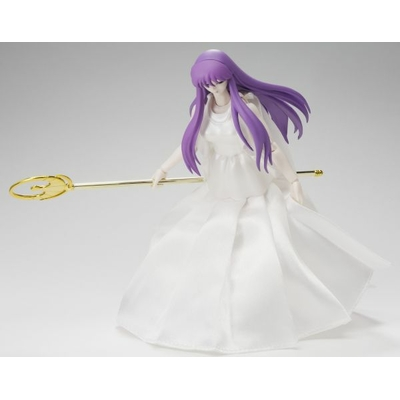 Set Saint Seiya Myth Cloth Athena et Abel 16cm 1001 Figurines 4