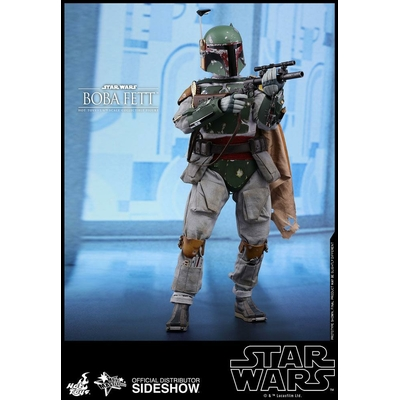 Figurine Star Wars Episode V Movie Masterpiece Boba Fett 30cm