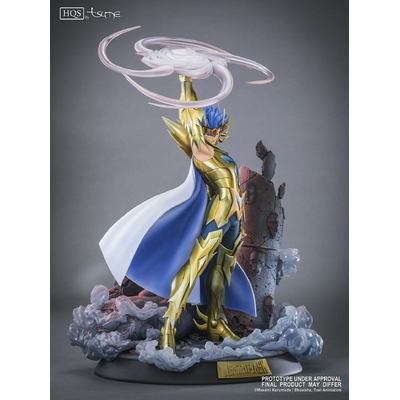 Statue Saint Seiya Deathmask du Cancer HQS by Tsume 45cm 1001 Figurines 5