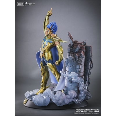 Statue Saint Seiya Deathmask du Cancer HQS by Tsume 45cm 1001 Figurines 8