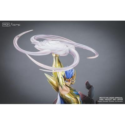 Statue Saint Seiya Deathmask du Cancer HQS by Tsume 45cm 1001 Figurines 12