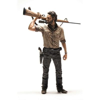 Figurine The Walking Dead Deluxe Rick Grimes 25cm