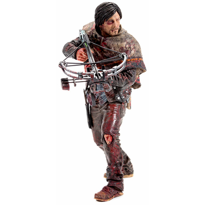 Figurine The Walking Dead Daryl Dixon Survivor Edition 25cm