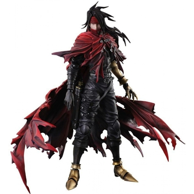 Figurine Dirge of Cerberus Final Fantasy VII Play Arts Kai Vincent Valentine 27cm