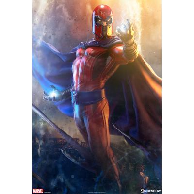 Statue Marvel Comics Magneto 64cm