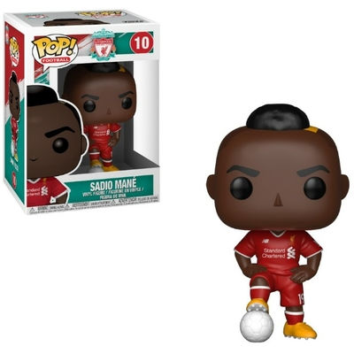Figurine Football Funko POP! Sadio Mane Liverpool 9cm