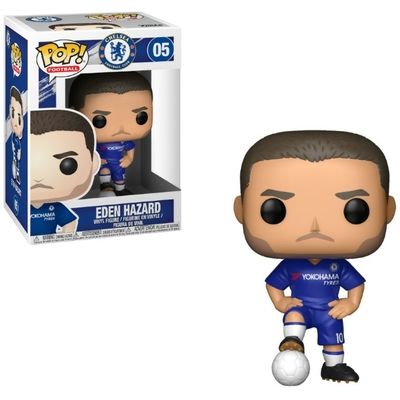Figurine Football Funko POP! Eden Hazard Chelsea 9cm