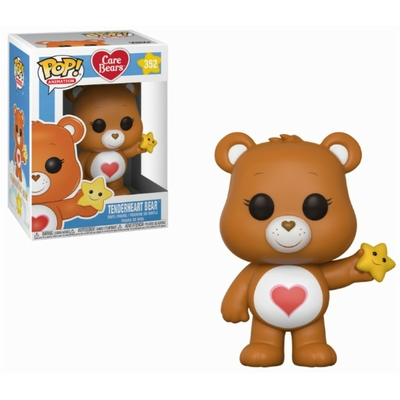 Figurine Bisounours Funko POP! Tenderheart Bear 9cm
