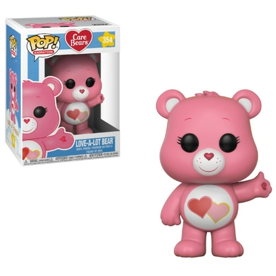 Figurine Bisounours Funko POP! Love-A-Lot Bear 9cm