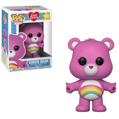 Figurine Bisounours Funko POP! Cheer Bear 9cm