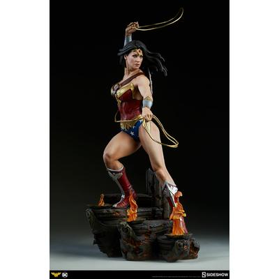 Statue DC Comics Premium Format Wonder Woman 56cm