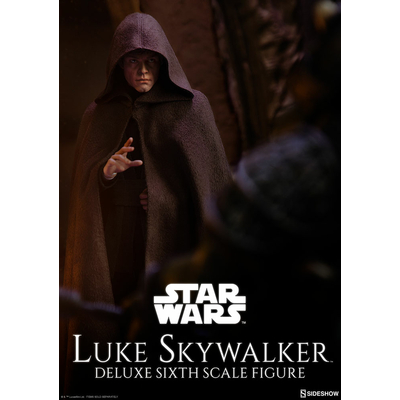 Figurine Star Wars Episode VI Deluxe Luke Skywalker 30cm