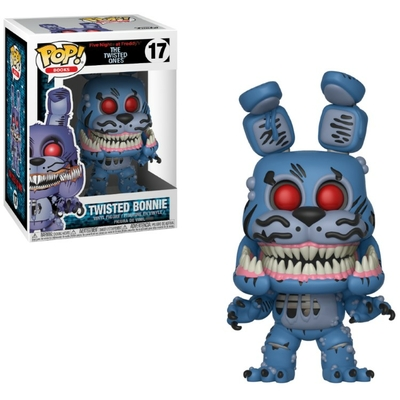 Figurine Five Nights at Freddy's The Twisted Ones Funko POP! Twisted Bonnie 9cm