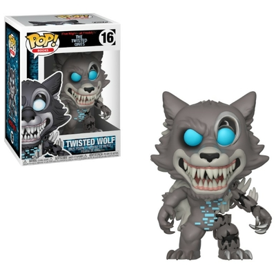 Figurine Five Nights at Freddy's The Twisted Ones Funko POP! Twisted Wolf 9cm
