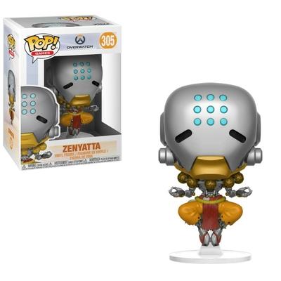 Figurine Overwatch Funko POP! Zenyatta 9cm