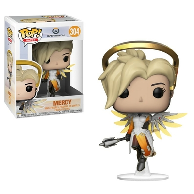 Figurine Overwatch Funko POP! Mercy 9cm
